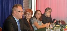 Соработка помеѓу ЦККС и Словачката академија на науки