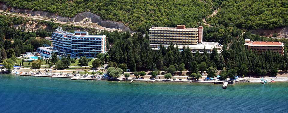 Hotels in Ohris